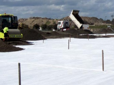 Geogrids   Secugrid® Pavement Geogrid   Global Synthetics